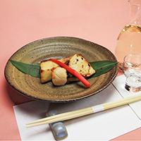 若葉特製 魚介の西京漬け〔ギンダラ、ノルウェーサーモン、鯖、ホタテ貝柱合わせ味噌〕