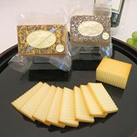 スモークチーズ詰め合わせ 6個入り〔プレーン、バジル、ブラックペッパー(各125g×2個)〕