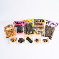 秋田県鹿角の伝統漬物 しそ巻大根 しそ巻漬物詰合せ 中〔全5種類6個入り〕