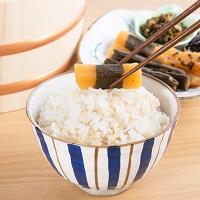 秋田県鹿角の伝統漬物 しそ巻大根 しそ巻漬物と発芽玄米セット A〔漬物5種・発芽玄米(120g)×2〕