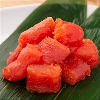辛子明太子 小切 〔1kg〕 福岡県 魚卵 九州土産 源