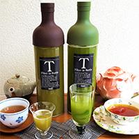 農薬と化学肥料不使用の特別栽培茶セット〔べにふうき粉末緑茶・茶葉の力・ほうじ茶・和紅茶シナモン〕