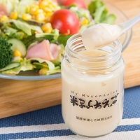 安心 安全 国産 米油の健康 おいしい 米まよねえず2本セット〔170g×2〕