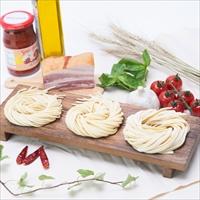 生パスタ 麺 3種セット 計8食 ミックス〔200gx4〕
