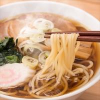 昔懐かしい中華そばを食べ比べ 築地の中華そば 3種×2食〔醤油×2・味噌×2・チャンポン麺×2〕