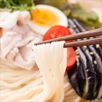 細切り麺 讃岐うどん 6食 つゆ付〔麺300g×2・つゆ10ml×6〕