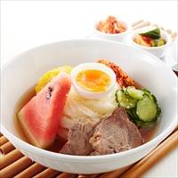 盛岡冷麺 10食 スープ付 〔麺100g・特製Wスープ45g×各10〕 冷麺 麺類