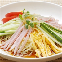 冷やし中華 詰め合わせ 〔麺(90g×2)×3、レモンスープ味30g・ゴマだれ31g・シークワーサー味40g×各2〕 冷し中華 麺類