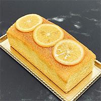 オレンジパウンド 〔約450g〕 熊本県 洋菓子 パティスリー太陽の下