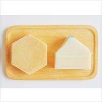 肌にやさしいソープ 碧(あお)ものがたり 彩香 さいか 〔2種各100g〕 石鹸 フェイスケア 徳島 Herb・Room leaf
