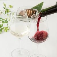 ギフトセンターコスモス アートワインと鮑の煮貝〔白750ml×1・赤750ml×1・鮑の煮貝80g×2〕[日本ワイン]