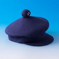 帽子屋UKIYO 1歳から4歳くらいのお子様に キュートな子ども用ハット メ−メキャスケット〔帽子×1〕
