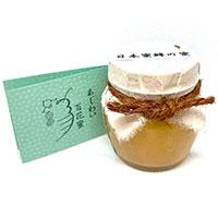 日本蜜蜂の蜜と國蜂椿のセット 〔日本蜜蜂の蜜100g、國蜂椿15g〕 山梨県 はちみつ あじわい百花蜜