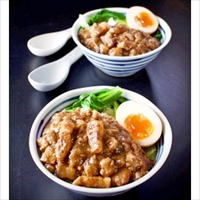 長崎豚のルーローハンの具 〔(80g×2)×4〕 中華 惣菜 長崎 チャイデリカ