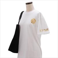 おれんじくろーばー 織田信長 Tシャツ キャンバストートバッグ SET〔Tシャツ1枚・バッグ内容量10L〕