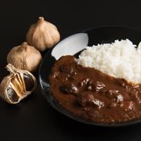 甲斐の黒にんにくカレー セット 甘口 中辛 〔180g×5〕 カレー 惣菜 山梨 I JAPAN