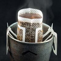 COZYCOFFEE 福井県 レギュラーコーヒー2種 精進浄めドリップパックコーヒーセット〔10g×10〕