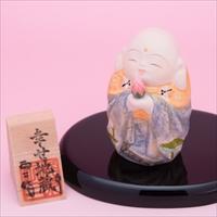 梶原博多人形工房 幸せ地蔵〔人形3・木札・台座〕