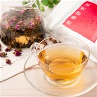 送料無料 美味しいバラのブレンド茶 雅鷺健美茶 4袋セット 〔100g×4〕 長崎県 お茶 miyabi