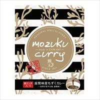 沖縄ご当地グルメ座間味もずくが美味しい 座間味もずくカレー 1個〔200g×1〕
