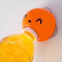 FACE TO FACE ペットボトルを片手で簡単に開けられる スマイルオープナー〔縦71mm×横75mm×高さ46mm〕