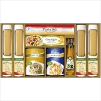 BUONO TAVOLA 化学調味料無添加ソースで食べる 自然派パスタスパゲティセット E〔スパゲティ他全6種9個〕