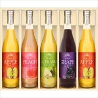 美食ファクトリー よりどり果実の味わい(NFJシリーズ)D〔全4種5本〕