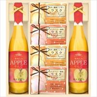 美食ファクトリー フルーツ100%ジュース&スイーツセット(JRシリーズ)B〔全3種6個〕