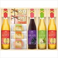 美食ファクトリー フルーツ100%ジュース&スイーツセット(JRシリーズ)E〔全8種9個〕