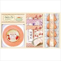 あまおう苺バウムクーヘンとスイーツ詰合せ HRAM-30 〔全5種計13個〕 洋菓子 Cafe Etoile