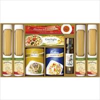 化学調味料無添加ソースで食べる スパゲティセット HRSP-50 〔全6種10個〕 パスタセット BUONO TAVOLA