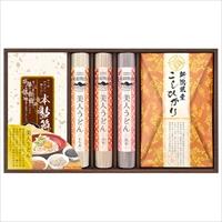 麺米御膳 めんまいごぜん BUX-B0 〔新潟県産こしひかり、美人うどん2種、本枯節〕 米 うどん