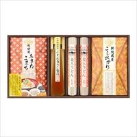 麺米御膳 めんまいごぜん BUX-B5 〔新潟県産こしひかり、美人うどん もち麦 ほか全5種〕 米 うどん