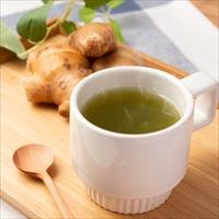 ジンジャー抹茶 3袋〔100g×3〕 北海道土産 てんさい糖入りしょうが茶 ASA