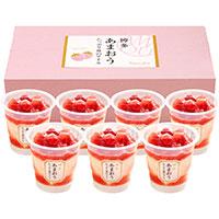 博多あまおう たっぷり苺のアイス 〔苺のアイス74ml×7〕 兵庫県 アイスクリーム