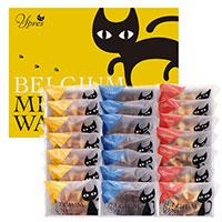 イーペルの猫祭り ベルギーミニワッフル