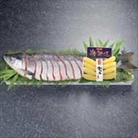 迎春 鮭・数の子セット E-SKR 〔秋鮭半身姿切約700g・味付数の子250g〕 おせち料理 鮭 数の子 冷凍
