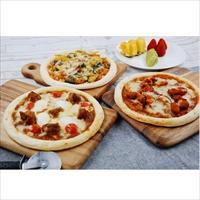 南極カレーのピザセット 〔ビーフカレーピザ・チキンのカレーピザ各270g、キーマカレーピザ310g〕 ピザ 惣菜 兵庫 AOHORI4958