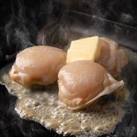 帆立バター焼き用 〔250g(帆立3個入)x5〕 宮城県 海鮮 東北土産 かみたいら