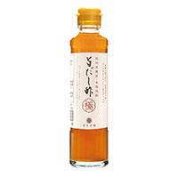 鰹だし酢 〔185ml〕 鹿児島県 九州 調味料 重久雅志商店
