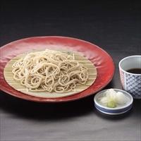 富士の湧水冷凍手打式ゆで蕎麦6人前(つゆ付) 〔冷凍そば180g×6、つゆ180ml×3〕 山梨県 日本そば 手打そばやまさと