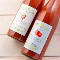 トマトジュース飲みくらべセット 720ml×2本 〔トマトジュース100%、トマトジュース濃縮 各720ml×1〕 長野県 野菜ジュース 小林農園