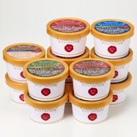 共進牧場 ジャージーミルクアイスクリーム 12個 〔全5種計12個〕 洋菓子 共進牧場