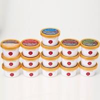 共進牧場 ジャージーミルクアイスクリーム 16個 〔全5種計16個〕 洋菓子 共進牧場