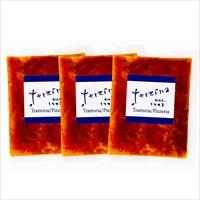 テルツィーナ 北海道産牛バラ肉のトマト煮込み 〔130g×3〕 冷凍惣菜