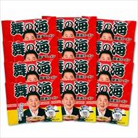 舞の海ラーメン 12食 〔乾麺80g×12 醤油スープ付〕 青森県名物 即席麺 ラーメン 舞の海