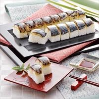 祇園さゝ木 炙り〆鯖 小袖寿司 〔8切230g×2〕 寿司 惣菜 冷凍 鯖寿司