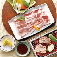 あぐー豚 焼肉 〔肩ロース・もも肉・バラ肉×各100g〕 豚肉 冷凍