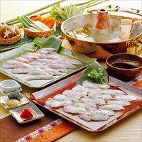 大分県産 真鯛とカンパチのしゃぶしゃぶセット 〔真鯛切身・カンパチ切身各150g、薬味4種、だし昆布〕 鍋セット 魚介 冷凍