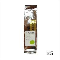 有機三年番茶 ティーパック 5個 〔(8×20)×5〕 東京都 無農薬 お茶 チャヤ マクロビオティックス